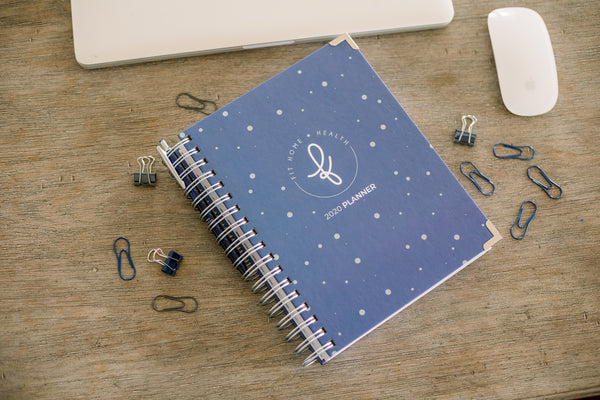 2020 Dots Daily Planner