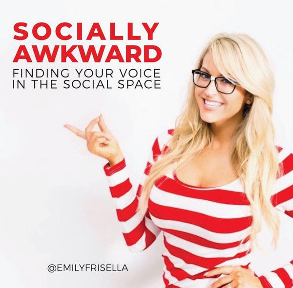 Socially Awkward Course- Next Course Launching January 21, 2019!!!