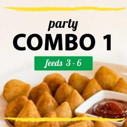 Party Combo 1 - Marrom Bombom Brazilian Delicacies