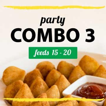 Party Combo 3 - Marrom Bombom Brazilian Delicacies