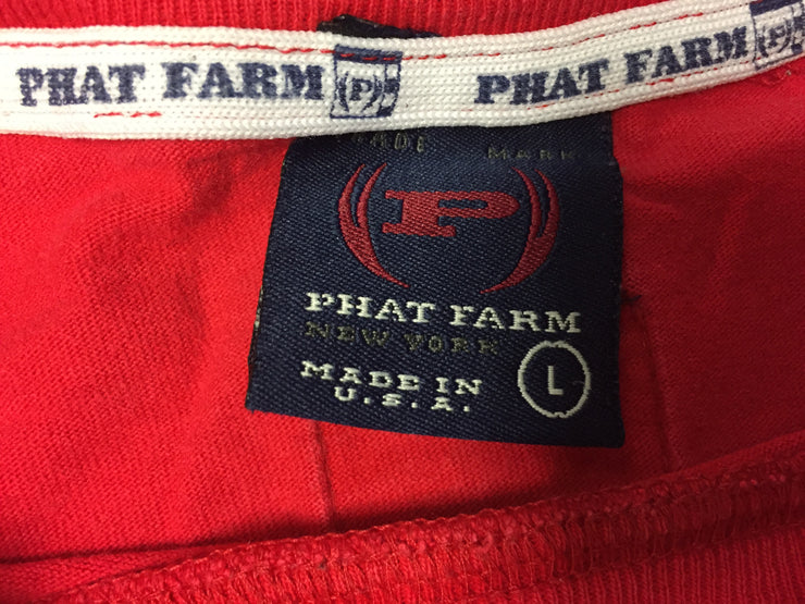 Phat Farm Tee - Red