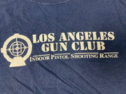 Hanes Los Angeles Gun Club Tee - Navy