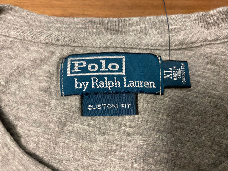 Polo By Ralph Lauren Basic Pocket Tee - Heather