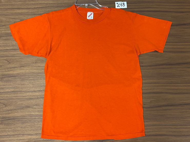 Jerzees Blank Tee - Orange