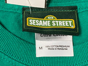 Gildan Oscar the Grouch Tee - Green