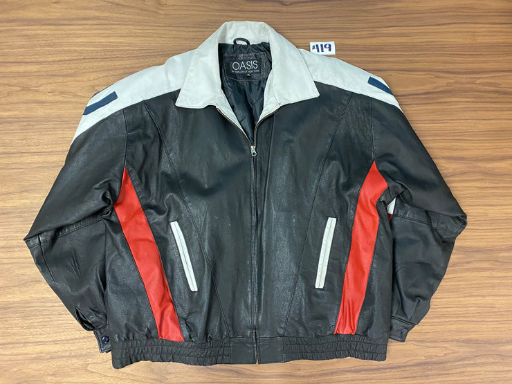 Oasis USA Jacket - Black