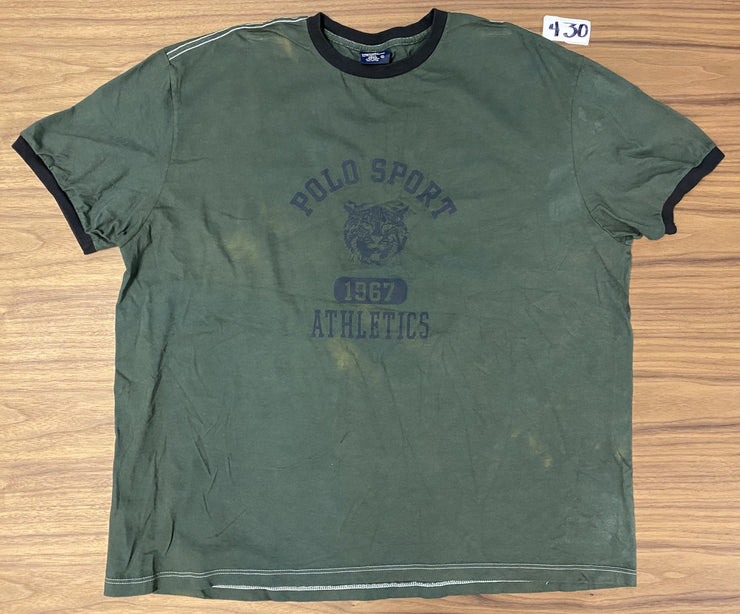 Polo Sport Athletic Tee - Green