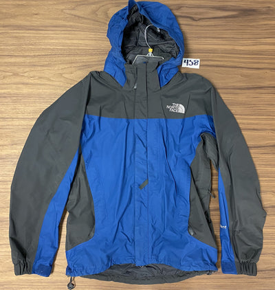 North Face Zip up jacket - Grey/Blue