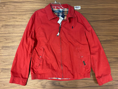 Polo Ralph Lauren Zip UP jacket - Red