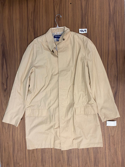Polo Golf Light weight trench coat - Khaki
