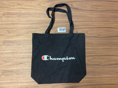 Champion Tote Bag - Black
