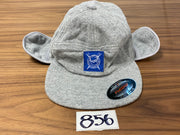 Brothers Marshalls Hat With Ear Flaps - Grey