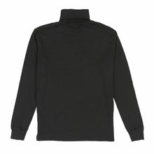 POLO GOLF CLASSICS MOCKNECK // BLACK