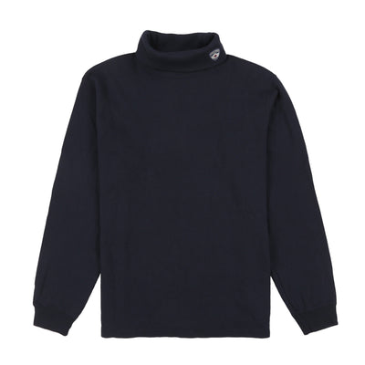 POLO SPORT SWISS CROSS TURTLENECK // NAVY