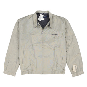 POLO GOLF TURNBERRY JACKET // SILVER GREY