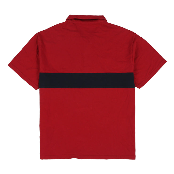 POLO JEANS HUDSON SS POLO // RED