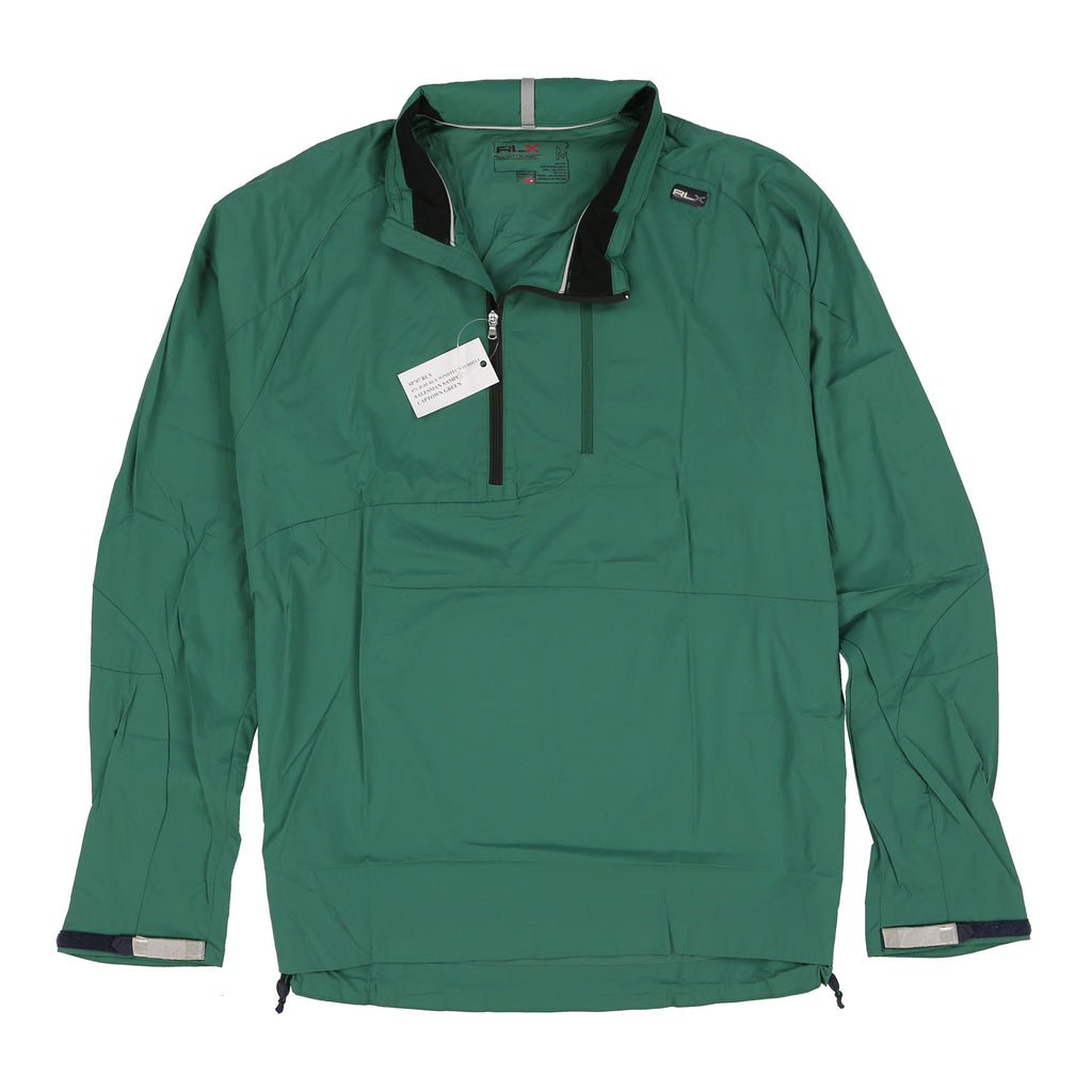 RLX WINDTECH 11 SHELL JACKET // CAPTOWN GREEN