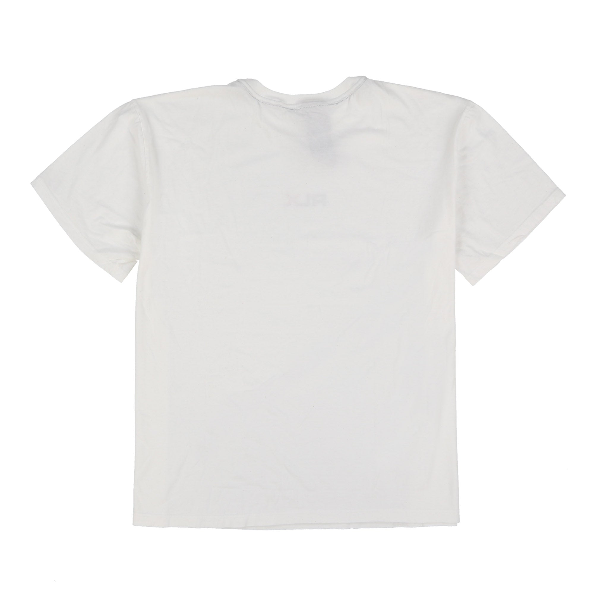 RLX SPELL OUT TEE // WHITE