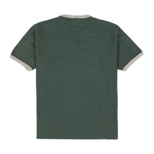 POLO SPORT RIDGWAY V NECK TEE // GREEN