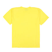 POLO SPORT BIG P SPELL OUT TEE // YELLOW