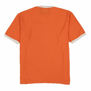 POLO SPORT RIDGWAY V NECK TEE // ORANGE