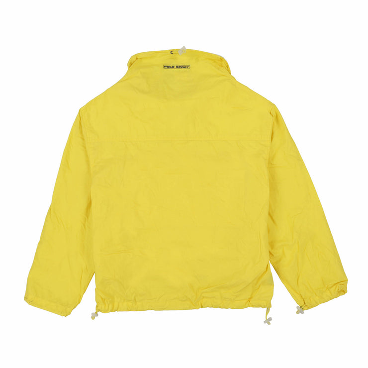 POLO SPORT SKATEWING PULLOVER JACKET // YELLOW