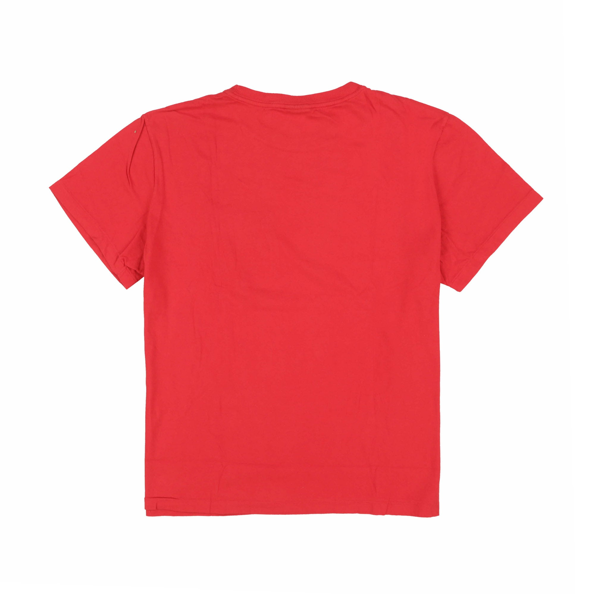POLO 67 POCKET TEE // RED