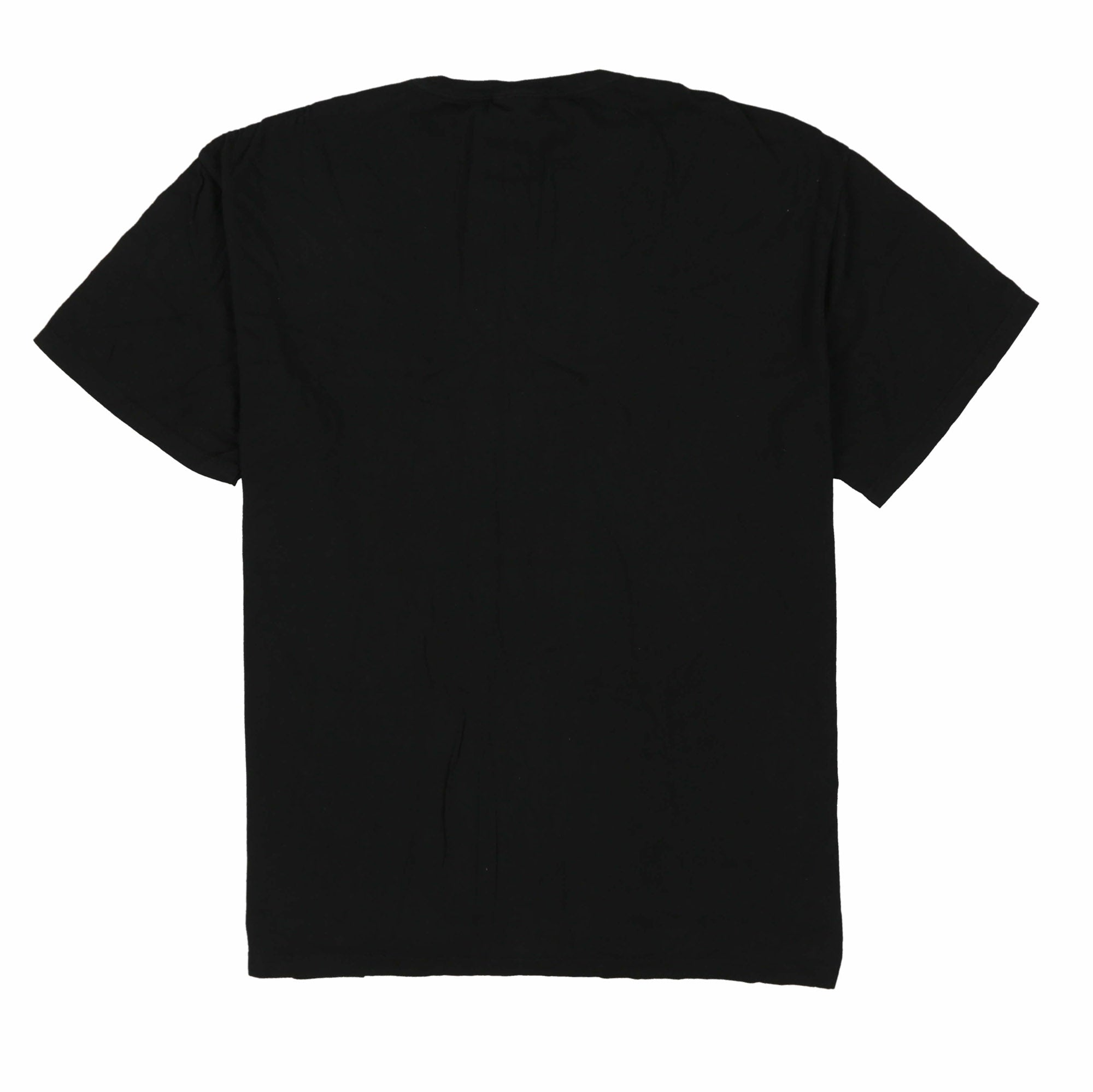 POLO SPORT LINE SPELL OUT TEE // BLACK