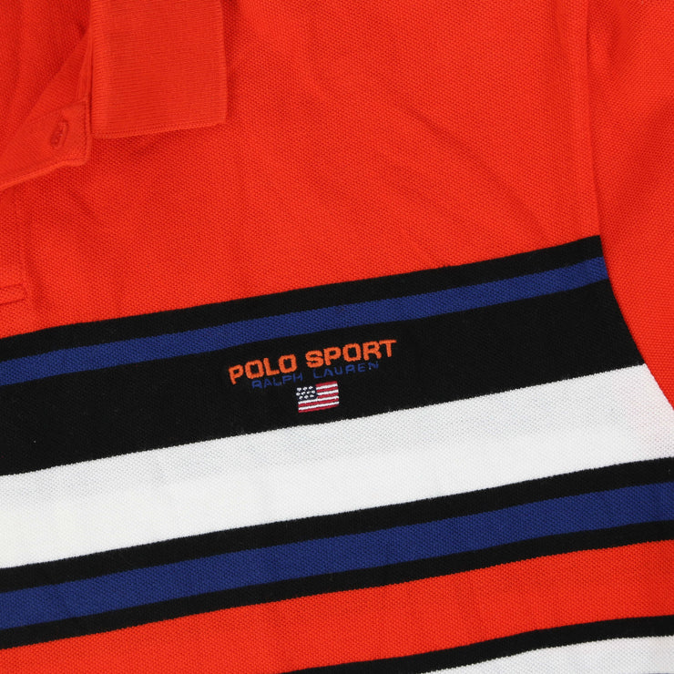 POLO SPORT BITTERSWEE SS STRIPE POLO //  MULTI