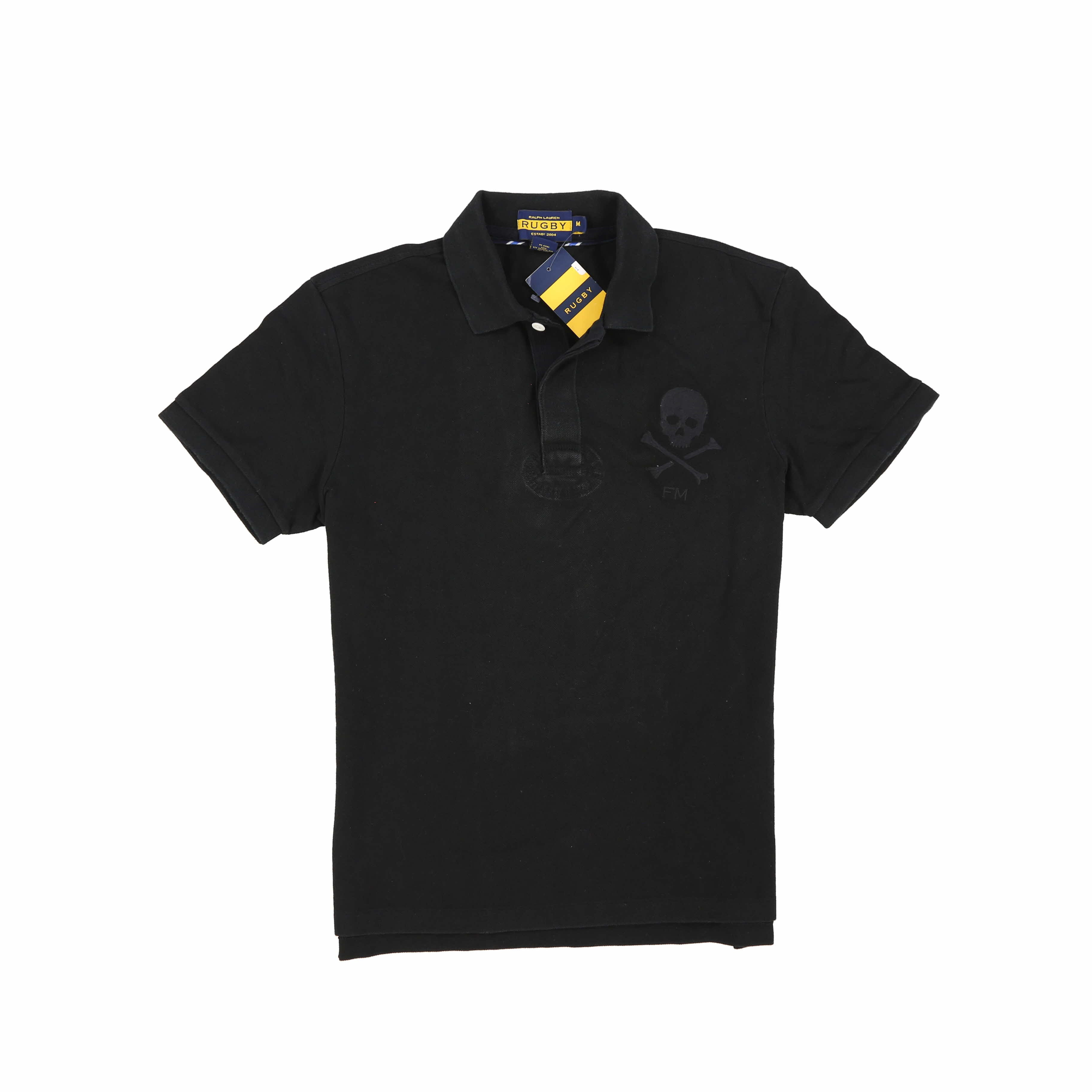 RUGBY MYOP BASICS POLO // NAVY