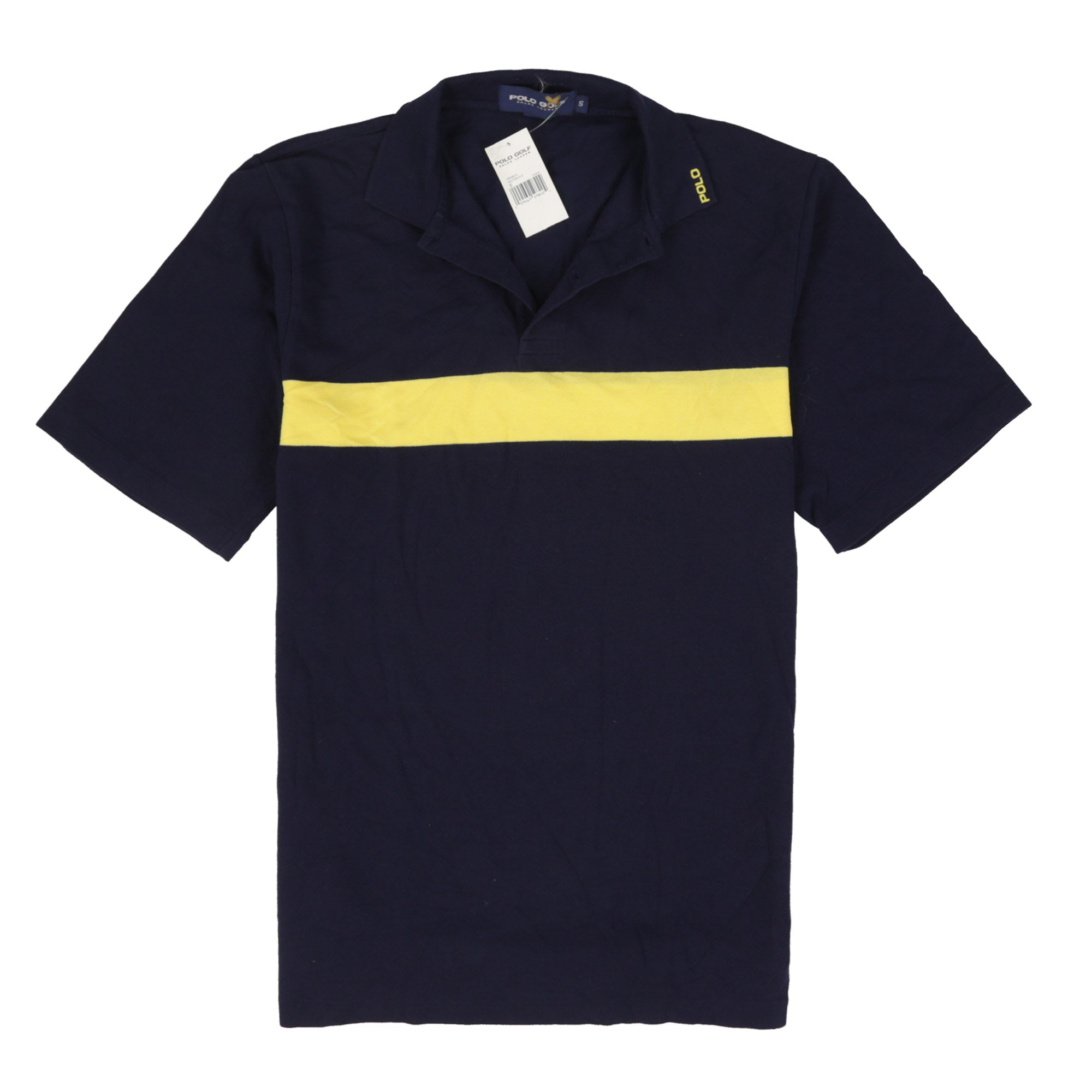 POLO GOLF HILTON HC POLO // NAVY