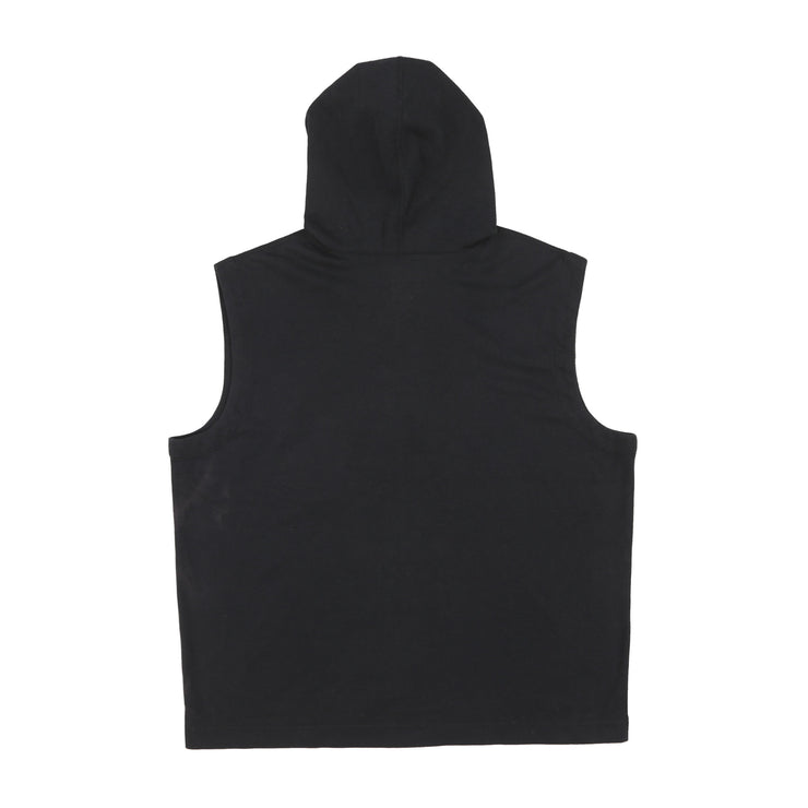 POLO SPORT OUTPOST SP SS HOODY // BLACK