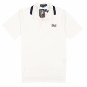 RLX TENNIS SS POLO // WHITE