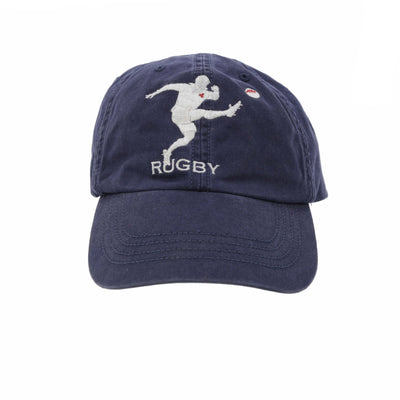 RUGBY MAN CAP // NAVY WHITE RED