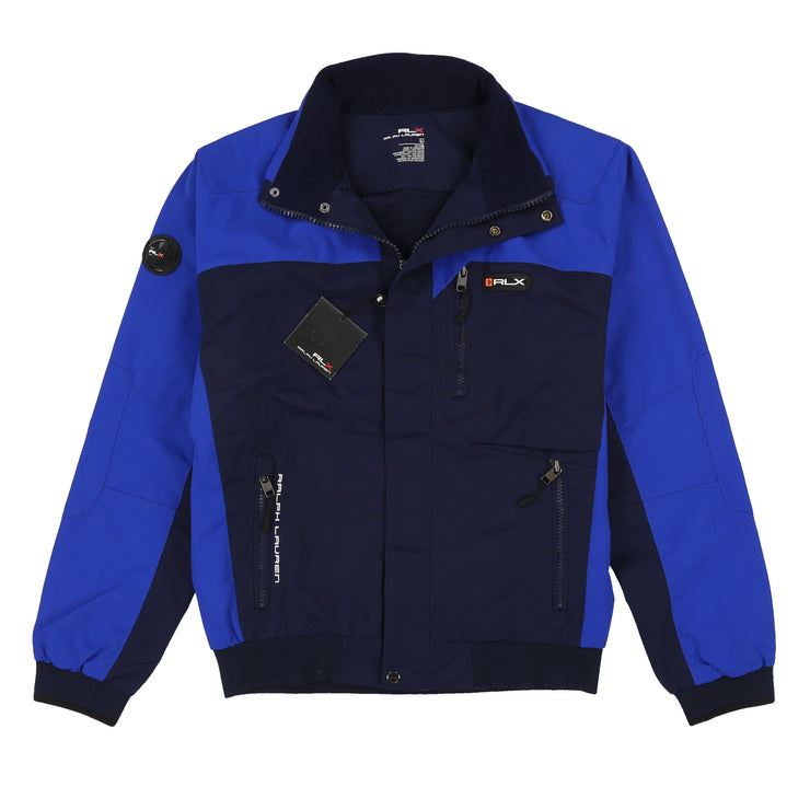 RLX SUCL TECH JACKET // NAVY BLUE