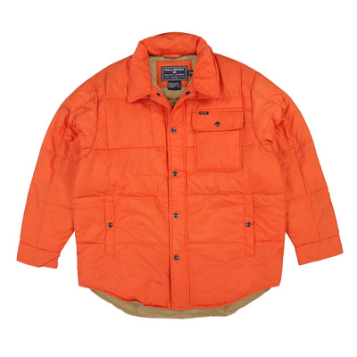 POLO SPORT 6 C JACKET // ORANGE