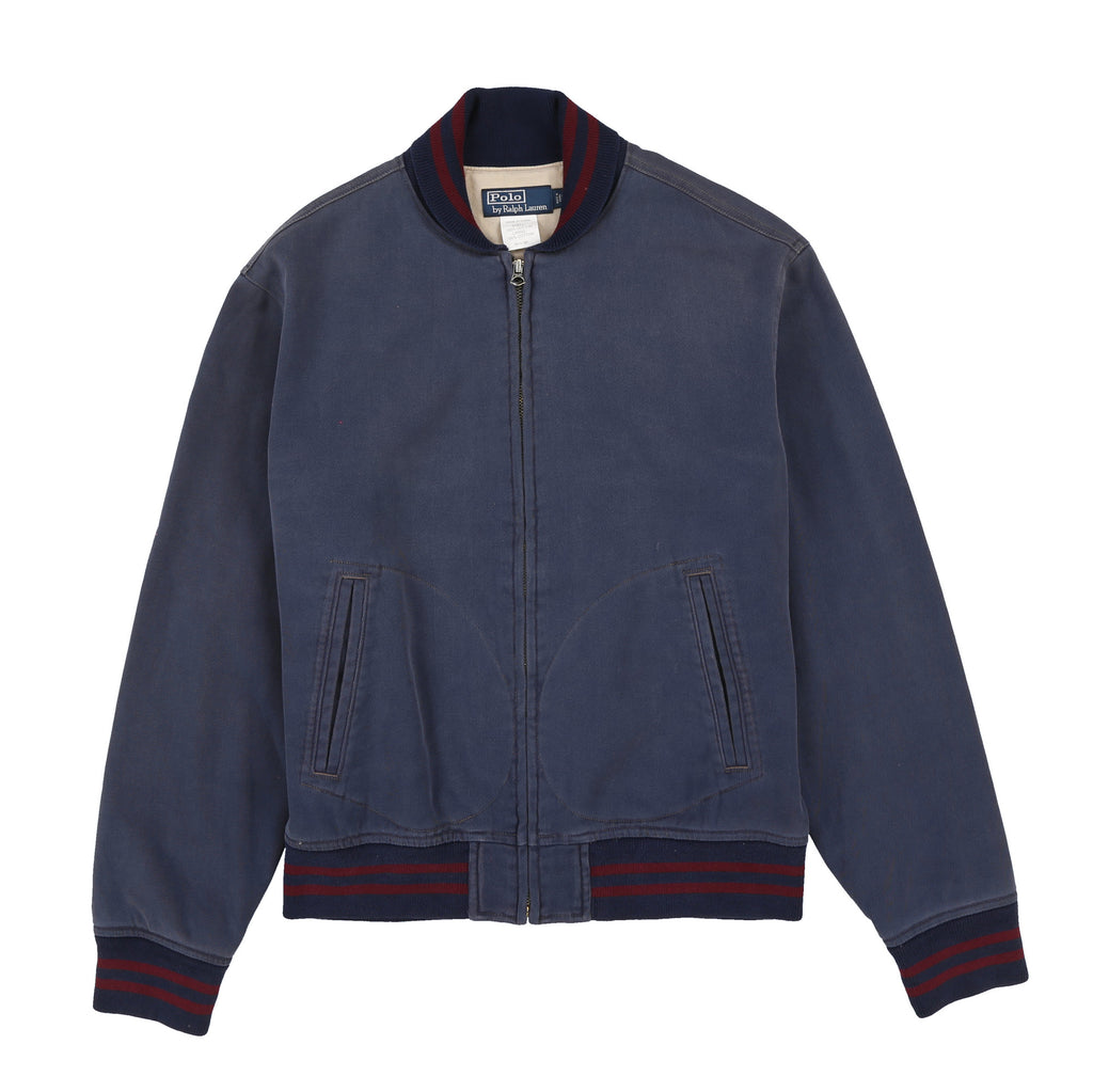 POLO JADWIN VARSITY JACKET // OXFORD NAVY