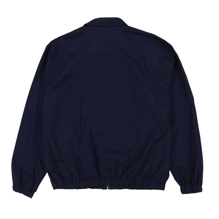 POLO GOLF CLASSIC WINDBREAKER JACKET // NAVY