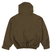 POLO PARKAJACKET // BROWN