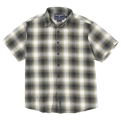 POLO SPORT PLAID SS SHIRT // MULTI