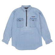 POLO SPORT SPELL OUT DENIM JACKET