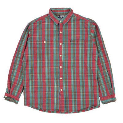 POLO SPORT PLAID LS SHIRT // MULTI