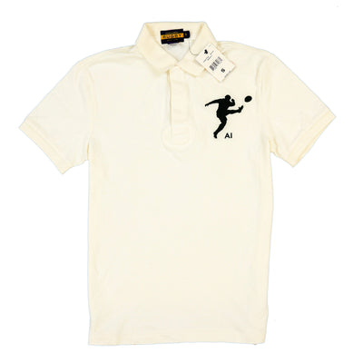 RUGBY MYOP BASICS POLO // WHITE