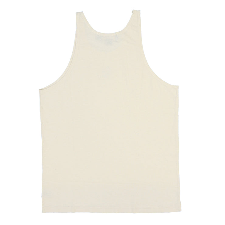 POLO SPORT ACTIVE WHI TANK TOP // NATURAL