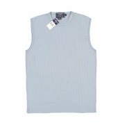 POLO SPORT SPORTBASIC MUSCLE TANK TOP // BLUE