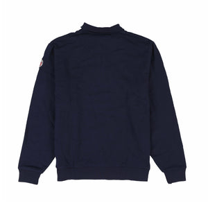 POLO GOLF W SHIELD TRACKTOP // NAVY