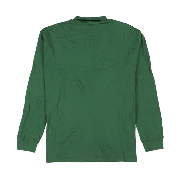 POLO GOLF CLASSICS MOCKNECK // GREEN