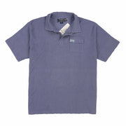 POLO SPORT WICKET-CLOTH SS POLO // CAPRI BLUE