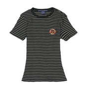 RALPH LAUREN GOLF OAK HILL TEE // BLACK