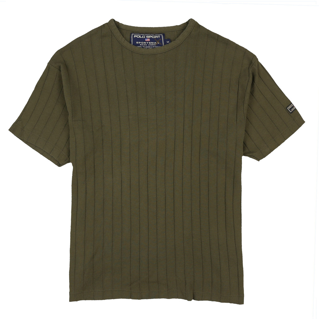 POLO SPORTSMAN SPORT 6C TEE // GREEN
